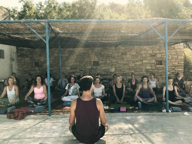 AdrianoNogueiraYoga meditation