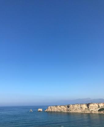 Triopetra Yoga View